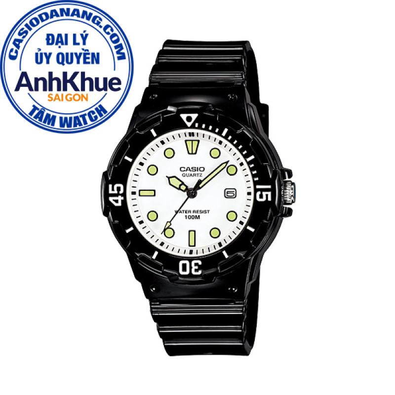 Đồng hồ nữ dây nhựa Casio Standard chính hãng Anh Khuê LRW-200H-7E1VDF (34mm)