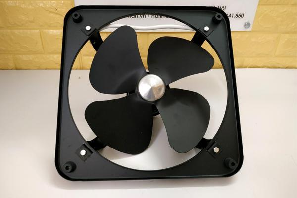 [RẺ VÔ ĐỊCH]Quạt thông gió công nghiệp Deton FAG25-4T nhập khẩu chính hãng