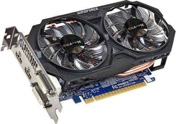 Bảng giá VGA CŨ GIGABYTE GTX 750TI OC 2GB - 128 BIT - DDR5 Phong Vũ