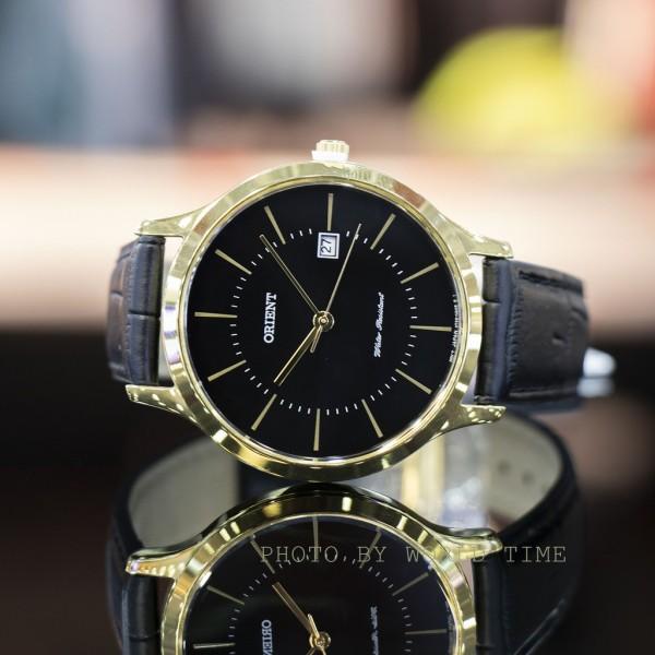Đồng hồ Nữ Orient RF-QD000XB10B , Bảo hành 3 năm, Chống nước, Dây thép và Dây da