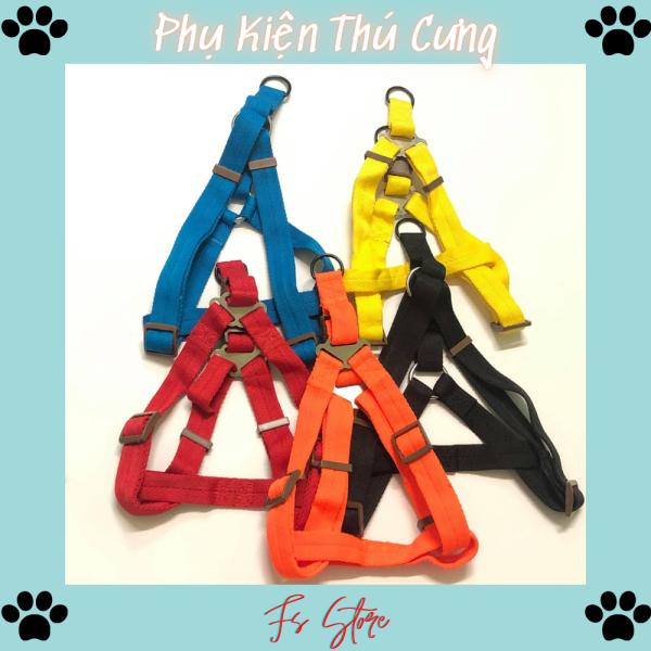 Yếm Cho Chó, Yếm Ngực, Đai Ngực Loại Tốt dành cho chó mèo từ 2.5kg - 25kg, Y2