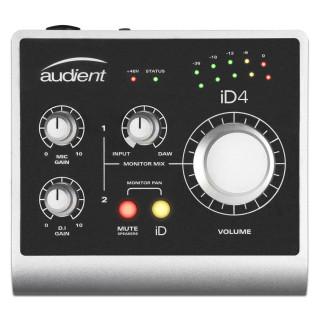 Sound card thu âm chuyên nghiệp nguồn 48V Audient iD4 thumbnail