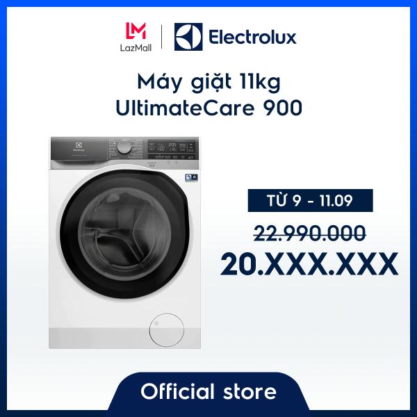 Bảng giá Máy giặt 11kg Electrolux EWF1141AEWA - Dòng cao cấp nhất -Thiết kế châu Âu - Chăm sóc tối ưu quần áo - Hàng chính hãng Điện máy Pico