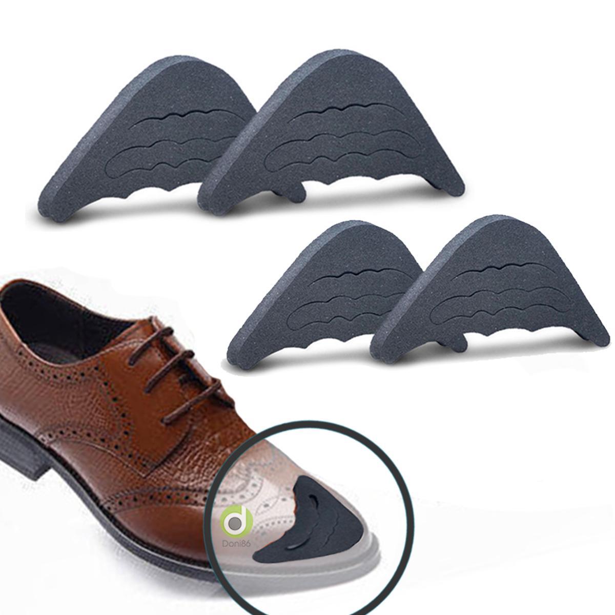 Combo 2 cặp lót giày tây đệm êm ngón chân sử dụng được cho tất cả loại giày bít mũi nam nữ PK50-2