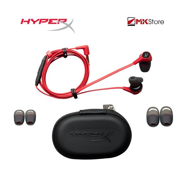 Bảng giá Tai nghe HyperX Cloud Earbuds Gaming Headphones with Mic Phong Vũ