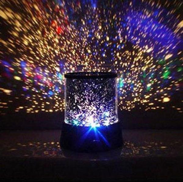Bảng giá Đèn Ngủ Xoay chiếu sao dãy ngân hà