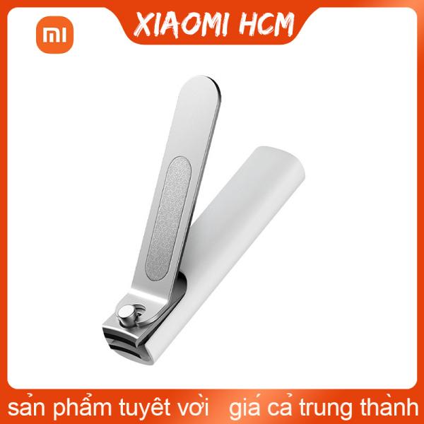 Tông đơ cắt móng tay bằng thép không gỉ Xiaomi Mijia có vỏ chống văng Tông đơ Chăm sóc móng chân Móng tay bấm móng tay chuyên nghiệp nhập khẩu
