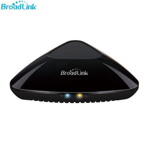 Bộ điều khiển trung tâm hồng ngoại Broadlink RM Pro+ điều khiển điều hoà tivi từ xa qua điện thoại
