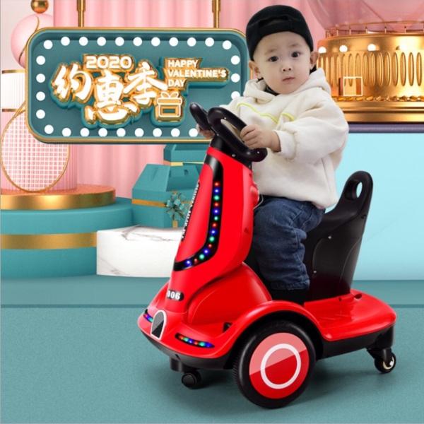 Phân phối Xe điện cho bé có thể xoay 360 độ( có điều kiểm từ xa)