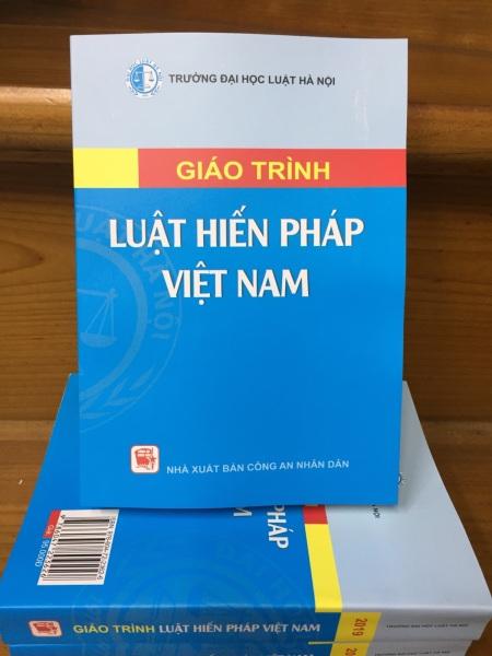 Mua Giáo trình luật hiến pháp Việt Nam