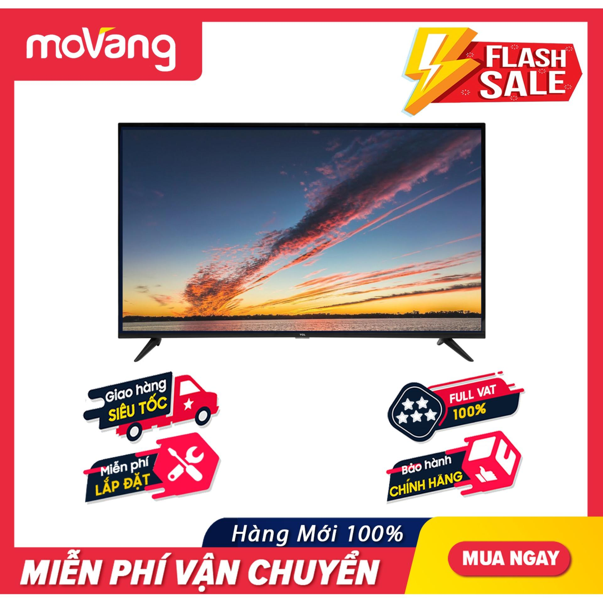 Bảng giá Smart Tivi TCL 4K 50 inch L50P65-UF (2018) - Hệ điều hành: TV+ OS, Công nghệ hình ảnh: Micro Dimming, Tần số quét thực: 60 Hz