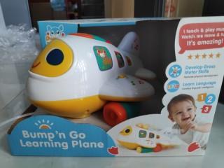 Máy bay có nhạc và đèn Peek A Boo 6103 thumbnail