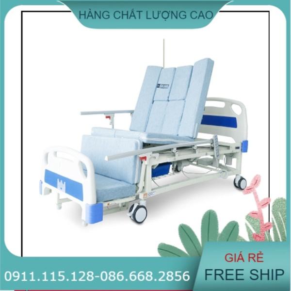Giường Nằm Cho Người Bệnh Đa Năng Chạy Điện - Giường 10 chức năng JYC01 (Giá 13.800.000đ)
