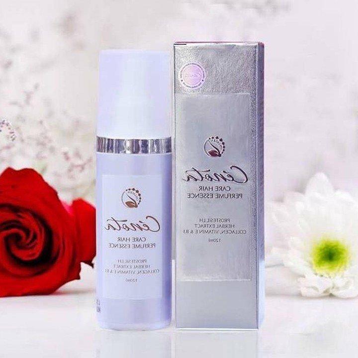 Xịt Dưỡng Tóc Hương Nước Hoa Cenota Care Hair Perfume Essence 120ml - Bảo vệ mái tóc của bạn