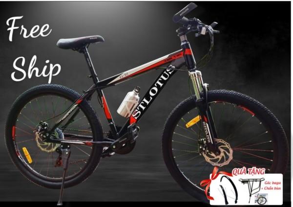 Mua XE ĐẠP THỂ THAO - CÓ VIDEO - CHÍNH HÃNG STLOTUS- xe đạp leo núi địa hình - xe đạp người lớn -xe đạp thể thao người lớn- xe đạp địa hình 26 inch - xe đạp người lớn -xe đạp thể thao người lớn- xe đạp thể thao nam