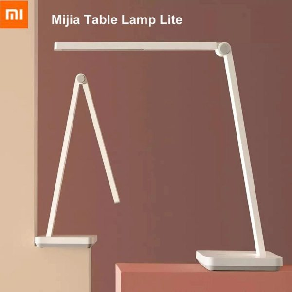 Xiaomi Mijia Table Lamp Lite Intelligent Mi LED Desk Lamp Eye Protection 4000K 500 Lumens Dimming Table Light Night Lamp