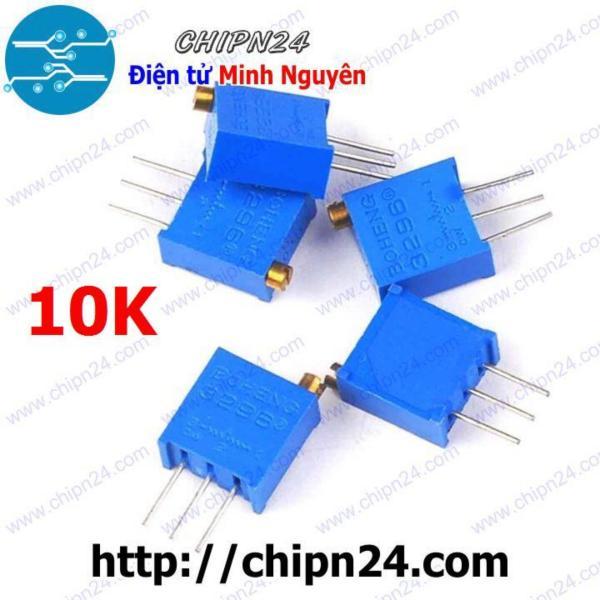 Bảng giá [Nhập ELJAN11 giảm 10%, tối đa 200k, đơn từ 99k][3 CHIẾC] Biến trở tinh chỉnh 10K | 3296W-103