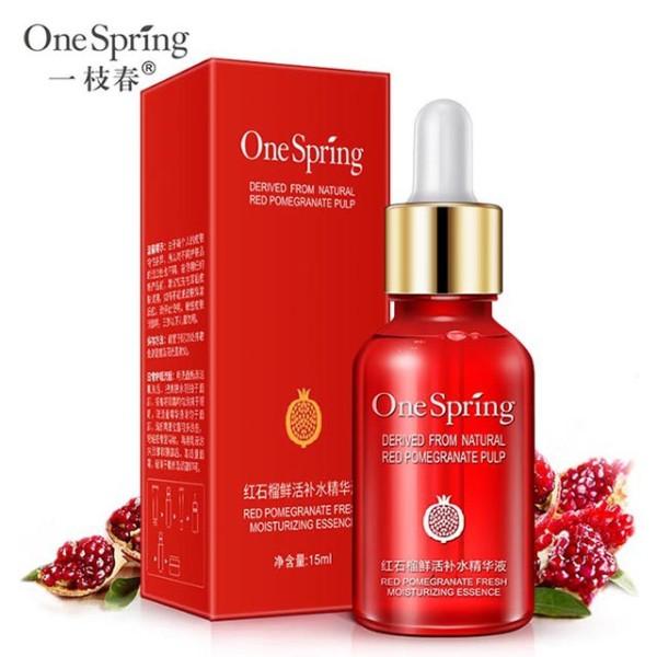 [Lấy mã giảm thêm 30%]Serum Chống Lão Hóa Da Lựu Đỏ One Spring
