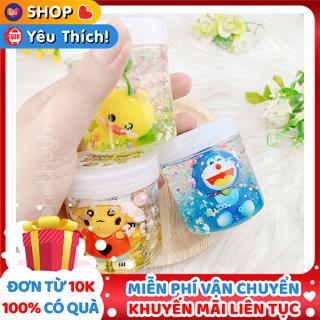 Hủ slime trụ hoạt hình dễ thương giá rẻ slime cute slime giá rẻ slime hộp to Phát Huy Hoàng thumbnail