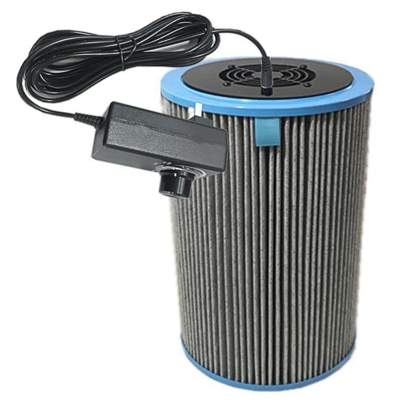 MG 110-220V DIY Air Purifier Hepa Filter for Aldehyde PM2.5 Remove VOC Adsorption Singapore