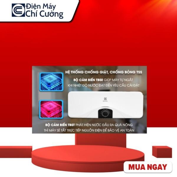 Bảng giá Bình nóng lạnh gián tiếp Electrolux EWS202DX-DWM