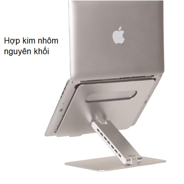 Bảng giá [Nhập ELJAN2 giảm đến 200k cho đơn 99k]Giá đỡ nâng laptop stand nhôm một chân chỉnh góc nghiêng và hỗ trợ tản nhiệt máy tính xách tay T2 một chân Phong Vũ