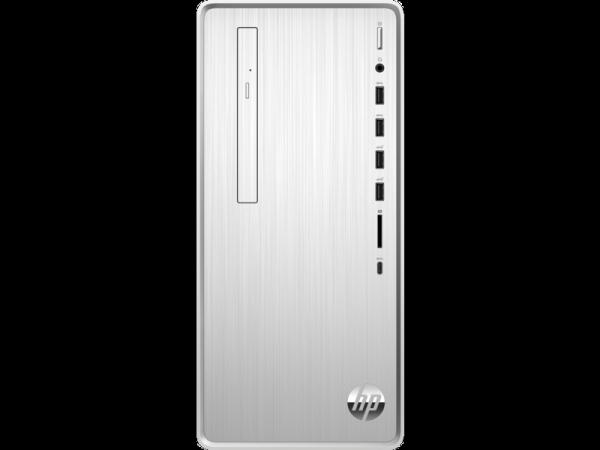 Máy tính để bàn HP Pavilion TP01-2007d, Core i5-11400, 4GB RAM, 1TB HDD, DVDRW, USB Keyboard & Mouse, Win 10H 64, 1Y WTY/46K06PA - Hàng chính hãng