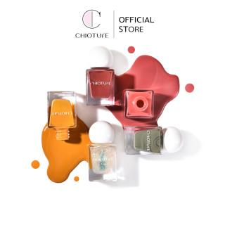 Sơn móng tay Chioture, sơn móng tay 7ml không thấm nước, có thể bóc ra được, nhiều màu thời trang thumbnail