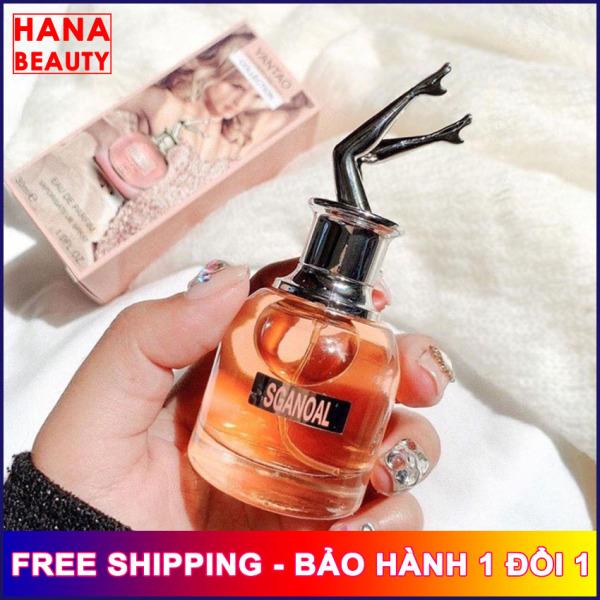 [HOT TREND 2021] Nước hoa nữ Karri hana tech hình đôi chân hàng nội địa Trung mùi thơm tự nhiên lưu hương cực lâu - Hanatech nhập khẩu
