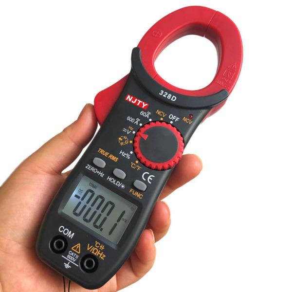 đồng hồ ampe kìm 328D ,đồng hồ đo vạn năng,đo dòng điện AC/DC,đo điện áp AC/DC,đo tụ,tần số,nhiệt độ,thông mạch,điện trở