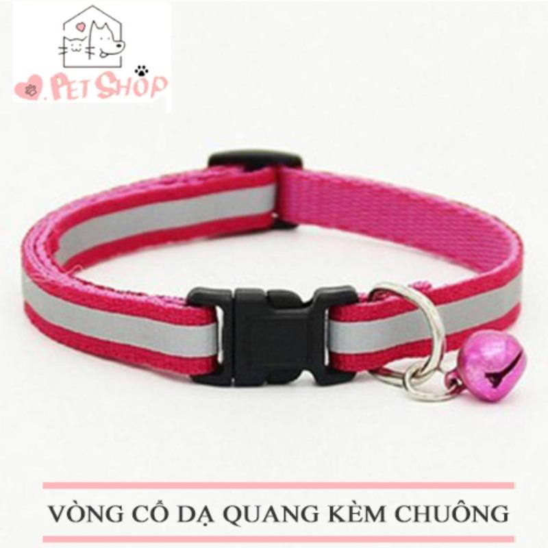 Vòng Cổ Dạ Quang Cho Chó Mèo Dưới 5kg - Love.Pet Shop