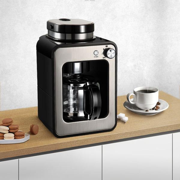 Bảng giá Máy xay cà phê kết hợp với pha cà phê tự động mini nhỏ gọn cho gia đình- máy xay cafe kết hợp pha cafe Điện máy Pico