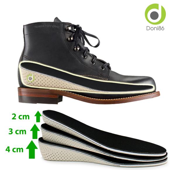 Lót giày tổ ong độn đế tăng chiều cao 2cm, 3cm, 4cm freesize - doni86 - PK57 giá rẻ