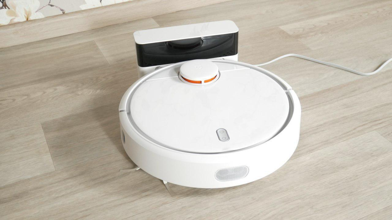 Robot Hút Bụi Xiaomi Vacuum Cleaner Smart Appliances Bản quốc tế SKV4022GL  - DiGiWorld phân phối