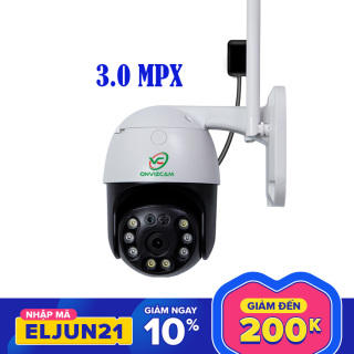 [Chính Hãng]Camera Wifi Quan Sát Ngoài Trời CareCam CC8021 pro 2.0MP Xoay 360 Độ, Đàm thoại 2 chiều, Góc Nhìn Rộng thumbnail