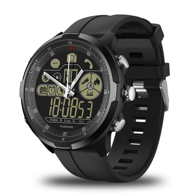 Đồng hồ thông minh Zeblaze VIBE 4 Hybrid – Đứa Con Lai (Hybrid) Bán Cơ đến từ Zeblaze
