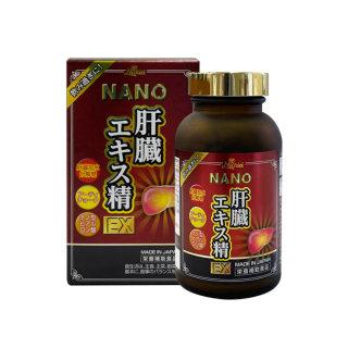 Viên uống thải độc gan Nano Ex Nhật Bản thumbnail