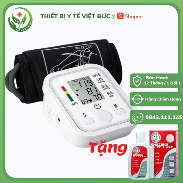 Máy đo huyết áp bắp tay tự động Fusaka Nhật Bản - Hàng Chính Hãng Gía Tốt .N.h.ấ.t. bán chạy