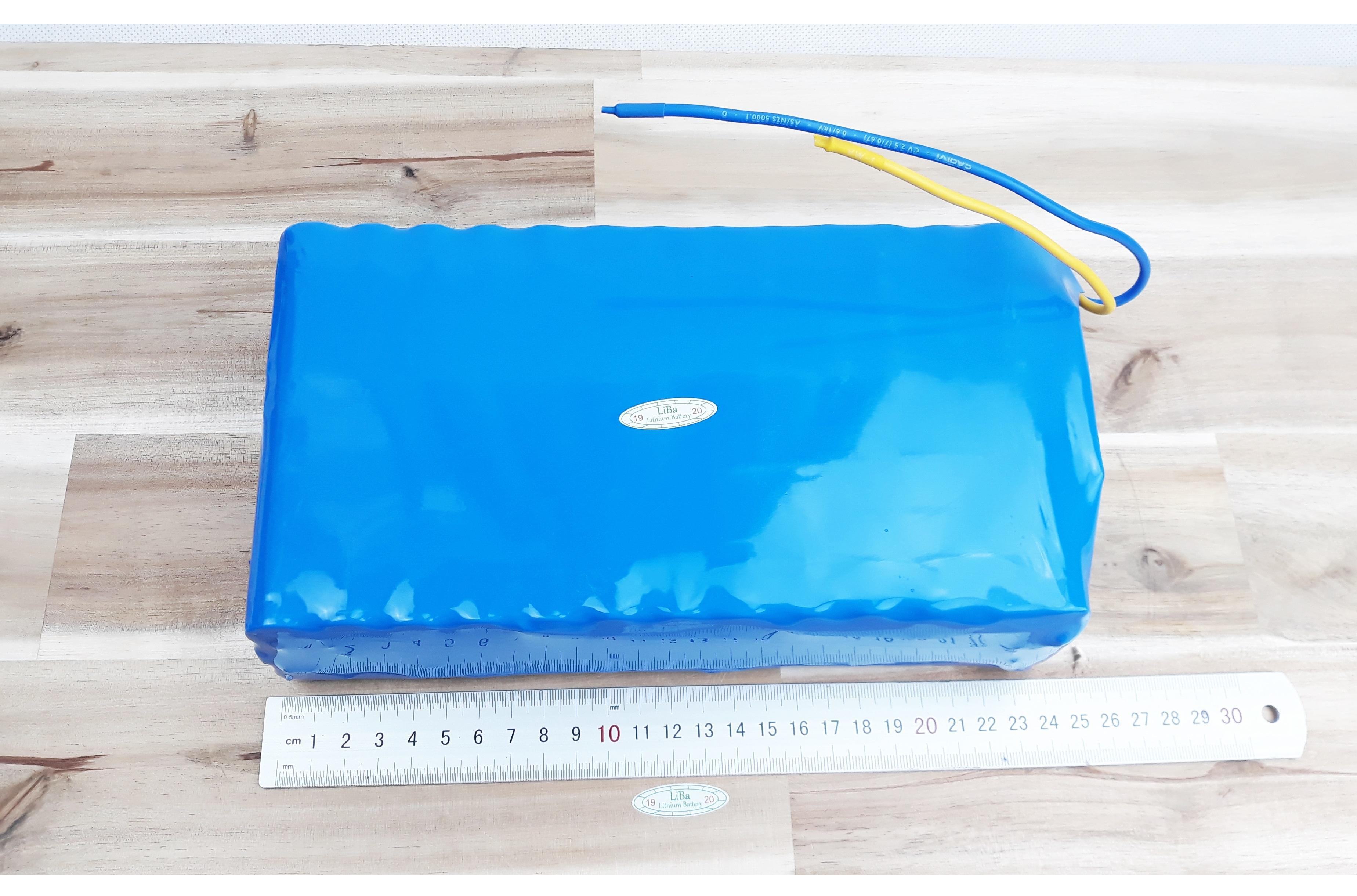 Pin Xe Đạp Điện 48V - 12Ah, 16Ah, Lưu Trữ Điện Thay Bình Acquy