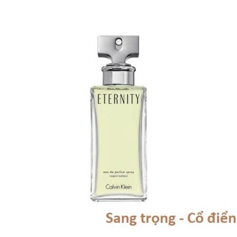 [Mini] Nước hoa nữ CK Eternity 5ml Eau De Parfum hãng Calvin Klein