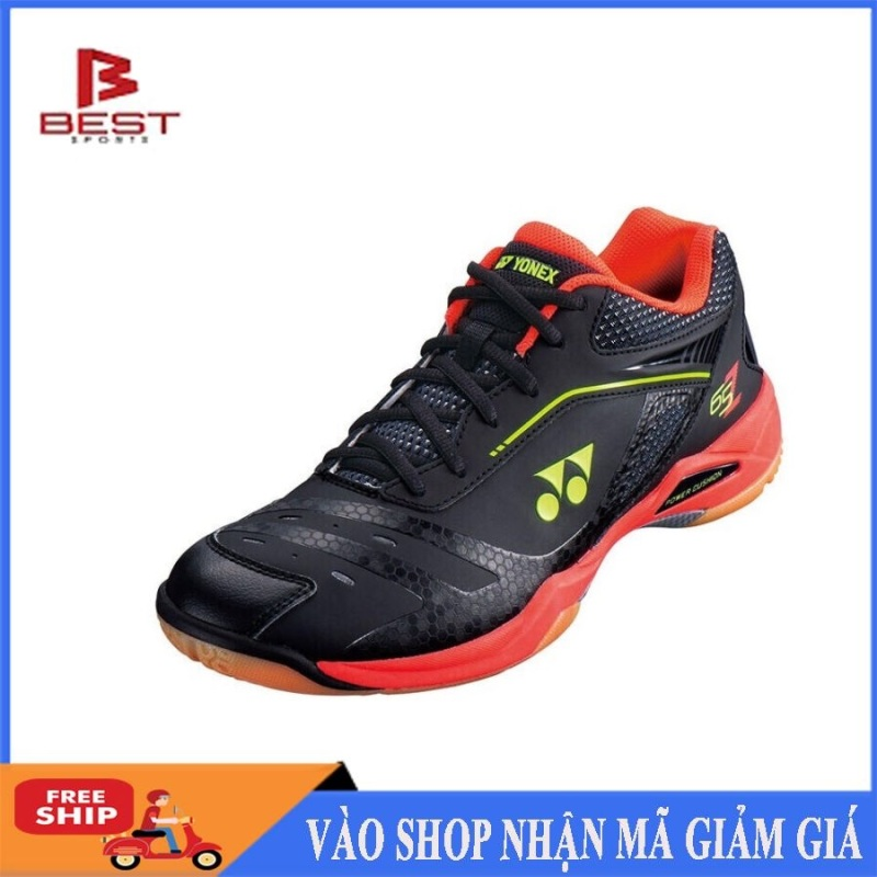 Giày cầu lông Yonex mẫu mới, phom chuẩn bàn chân người Việt, dành cho nam và nữ, có 2 màu lựa chọn, đủ size - Giày thể thao Yonex - Giày cầu lông nam - Giày bóng chuyền nữ