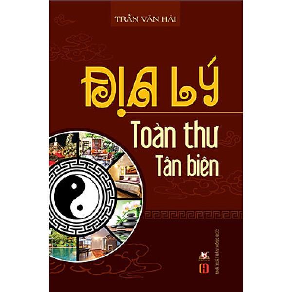 Sách - Địa Lý Toàn Thư Tân Biên