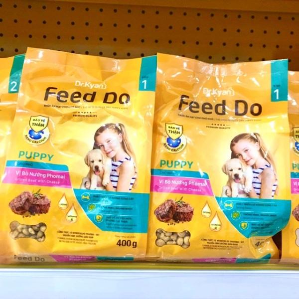 Dr.Kyan Feed Do Puppy | Hạt cho chó con | Gói 400g
