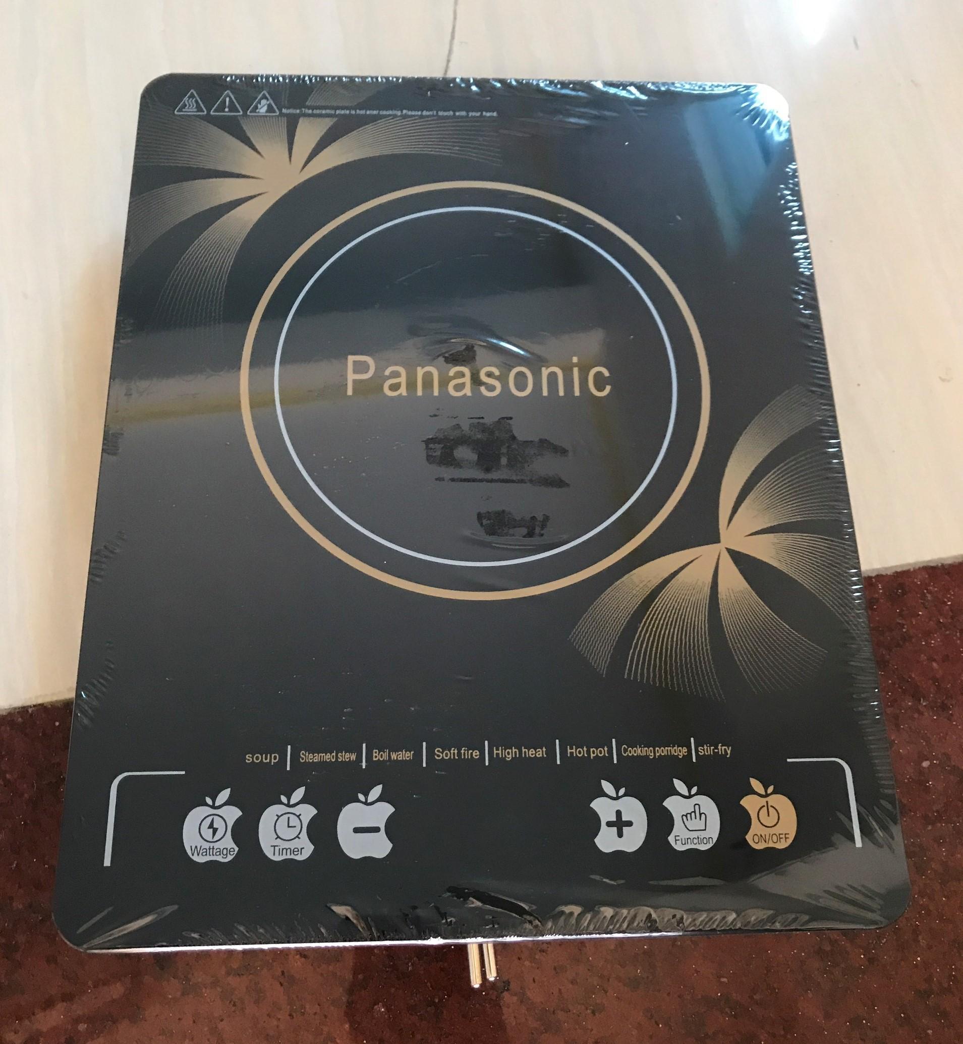 Voucher tại Lazada cho Bếp Từ đơn Cảm ứng Panasonic PA-01 Tặng Kèm Nồi Lâu Phi 27cm