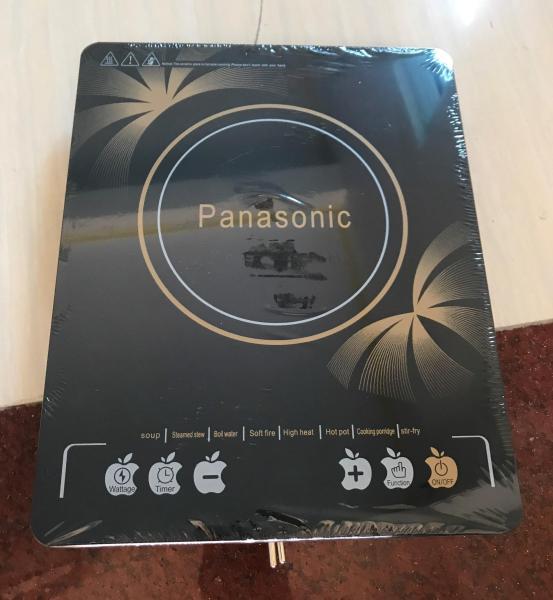 Bếp từ đơn cảm ứng Panasonic PA-01 tặng kèm nồi lâu phi 27cm