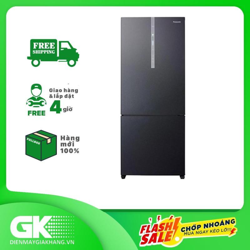 Tủ lạnh Inverter Panasonic NR-BX418GKVN 407L