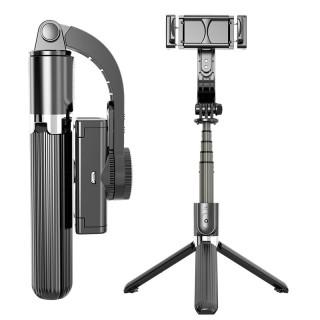 [ SIÊU SALE ] GẬY CHỐNG RUNG GIMBAL STABILIZER L08 - Selfie Stick Tripod, Selfieshow L08 Gimbal Cầm Tay Ổn Định Hỗ Trợ Quay Video Youtube, Dũng Dũng 1 thumbnail