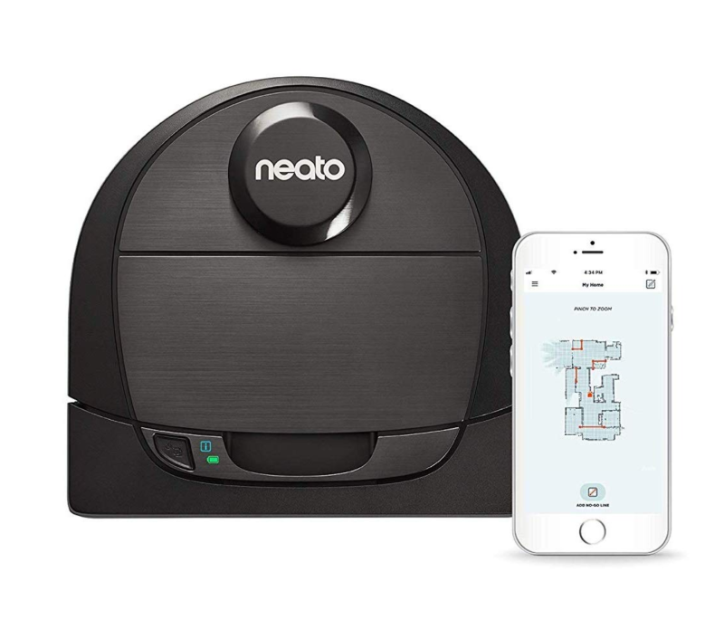 Robot Hút Bụi Neato Botvac D6 Connected