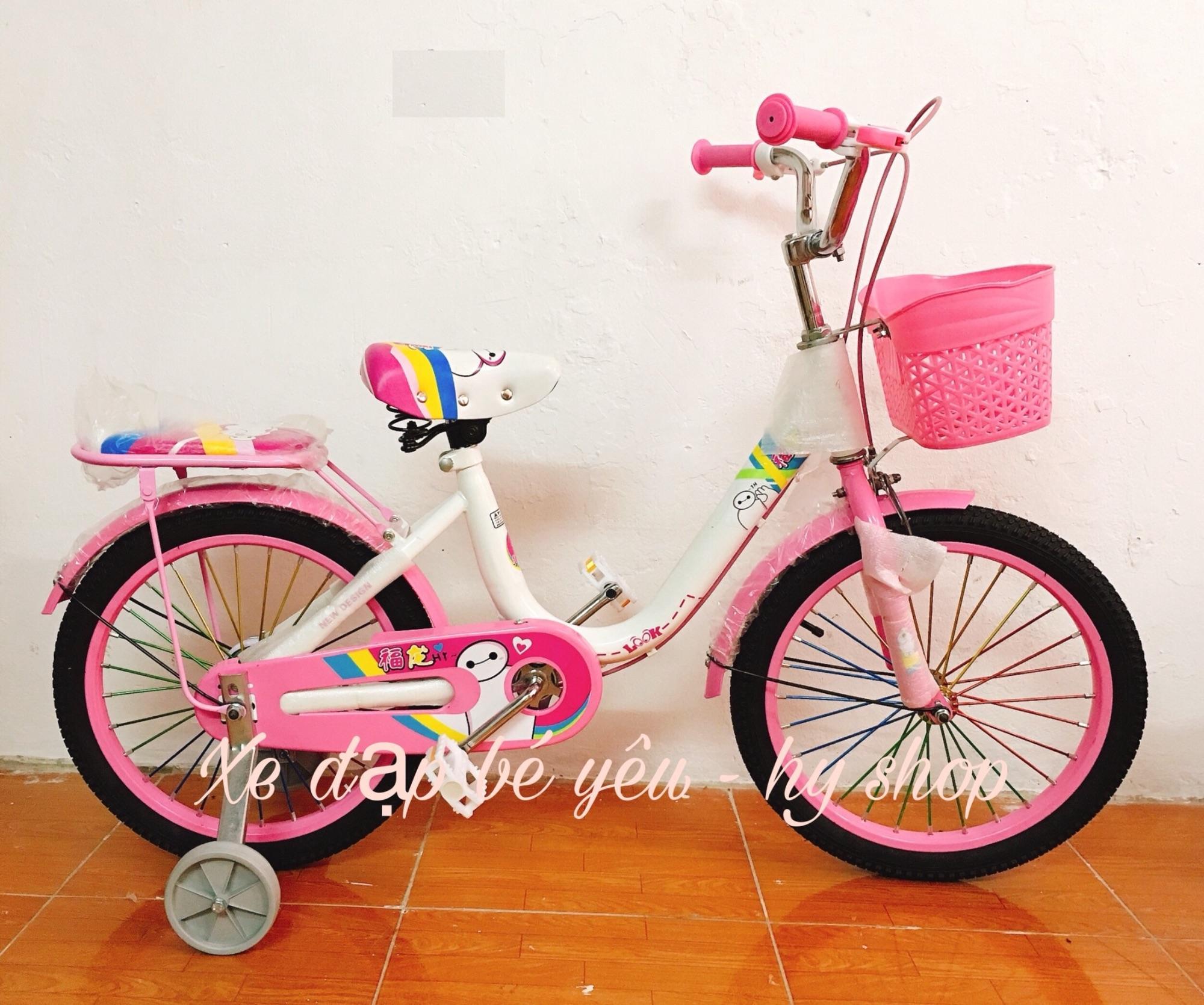 Mua Xe đạp cho bé gái 5-8 tuổi