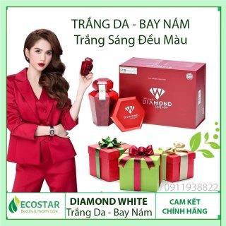 Viên uống trắng da Diamond White Ngọc Trinh - Hàng chính hãng thumbnail